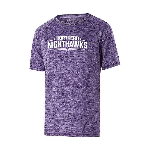 Nighthawks Heather Perf. Tee