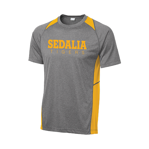 Sedalia Colorblock Performance Tee