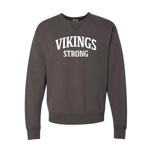 Vikings Comfort Wash Crew