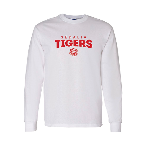 Sedalia Tigers Long Sleeve Tee