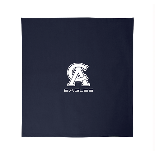 Caldwell Stadium Fleece Blanket