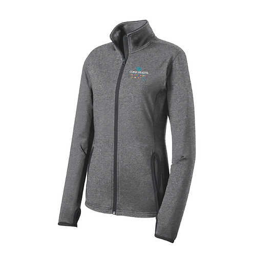 Ladies Cone Health CED Full Zip