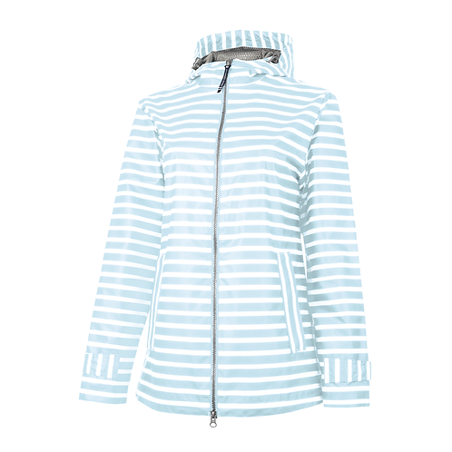 Women's New Englander Printed Rain Jacket