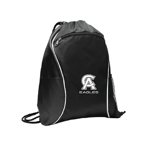 CA Gym Drawstring Bag