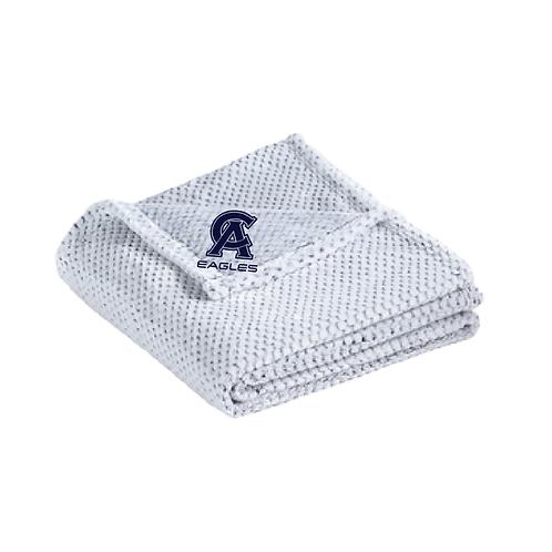 Caldwell Plush Texture Blanket