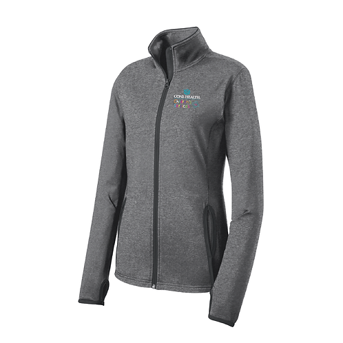 Ladies Cone Health CS Full Zip
