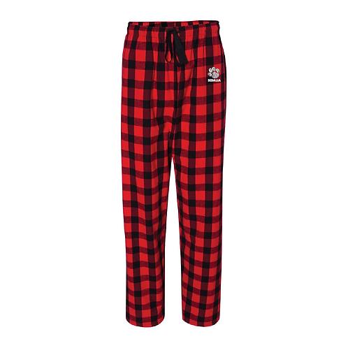 Sedalia Flannel Pants w/ Pockets
