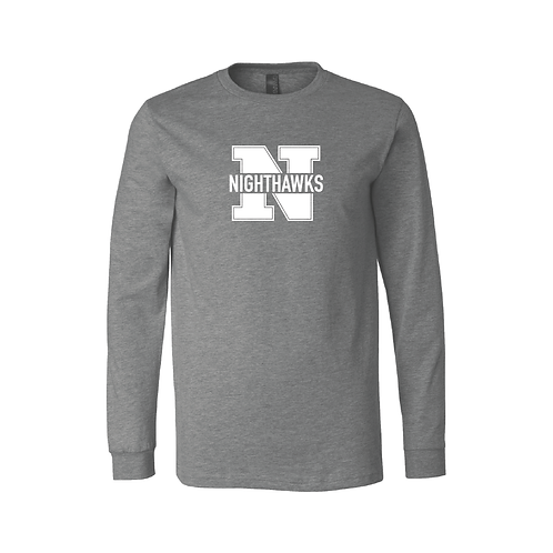 Nighthawks Long Sleeve Tee