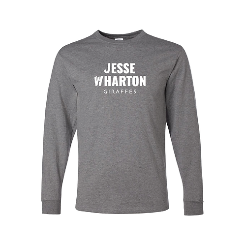 Jesse Wharton Basic Long Sleeve Tee