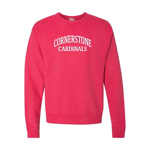 Cornerstone Comfort Wash Crew