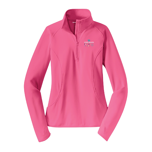 Ladies Cone Health CS 1/2 Zip