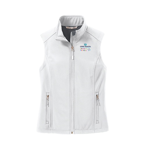 Ladies Cone Health CS Soft Shell Vest