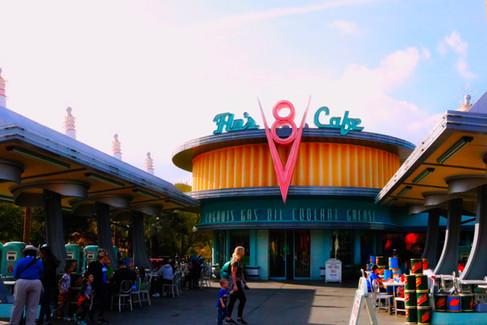 Disney California Adventure Park, California