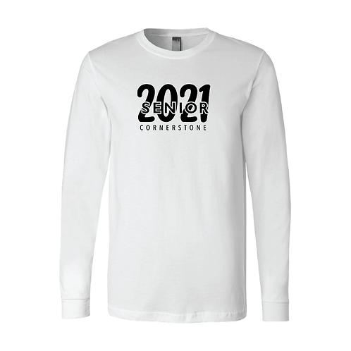Senior 2021 LS Tee