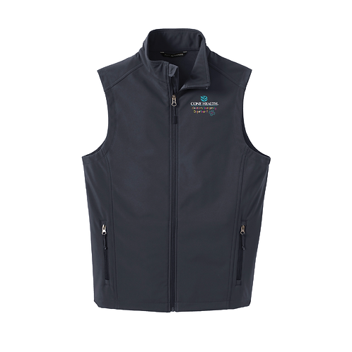 Cone Health CED Soft Shell Vest