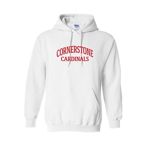Cornerstone Basic Hoodie