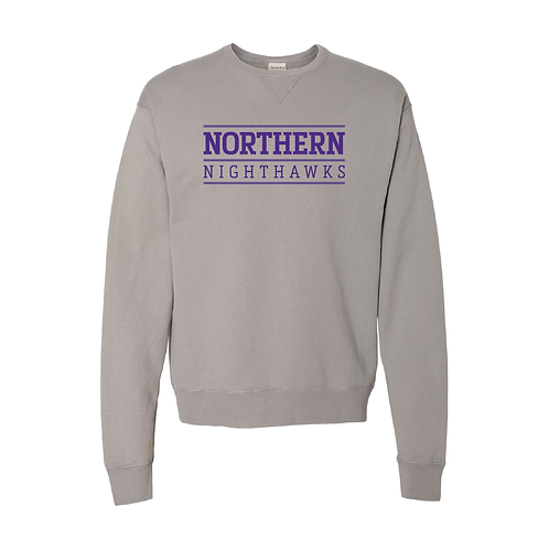 Northern Comfort Wash Crewneck