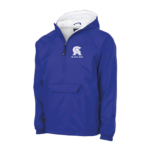 Caldwell Solid Pullover Jacket