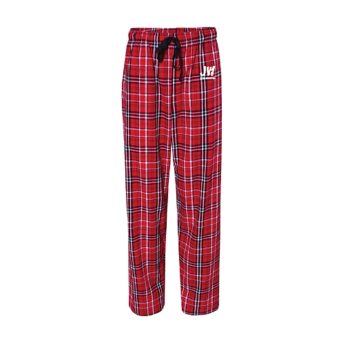 JW Flannel Pants w/ Pockets