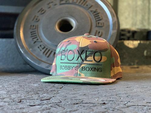 Boxeo Camo Hat