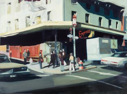 Grant Street San Francisco, 1974