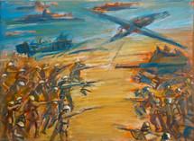 War No. 6: World War II, Europe