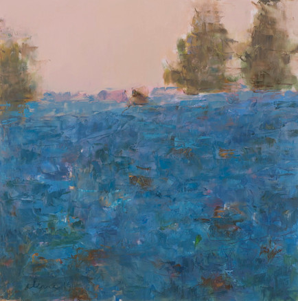 Landscape: Blueberry Hill