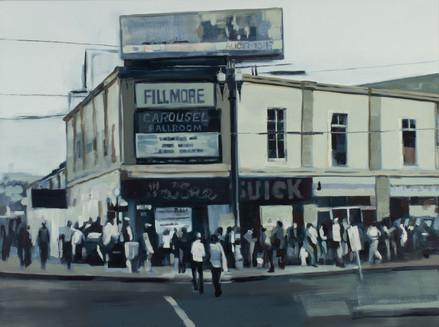 Fillmore West, 1974