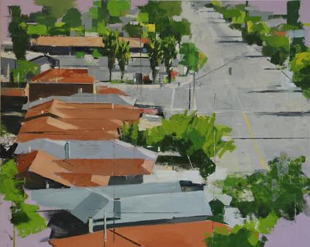 Suburban Sprawl no. 15