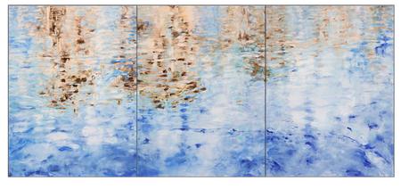 Crab Cove no. 10, 11 & 12 (triptych)