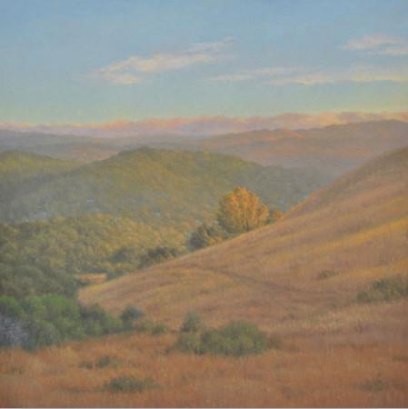 The Ridge: Evening