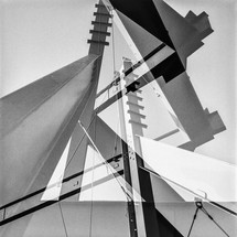 Suvero Series: Mother Peace II