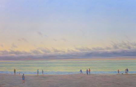 Evening Beach lll