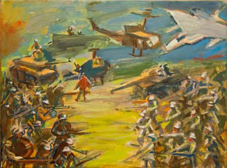 War No. 7: The Vietnam War