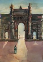 Untitled: India plaza