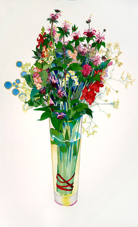 Spring Bouquet: July