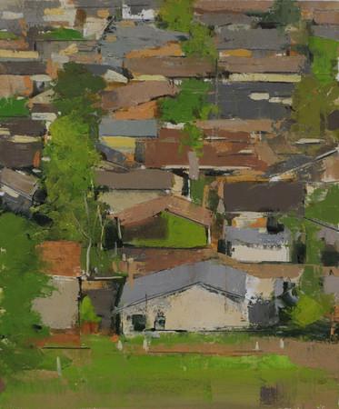 Suburban Sprawl No. 13