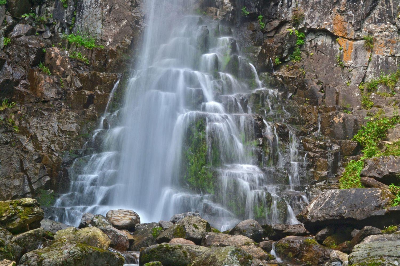 Водопад Звезда Приморья