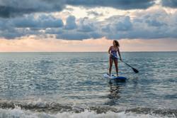 SUP серфинг