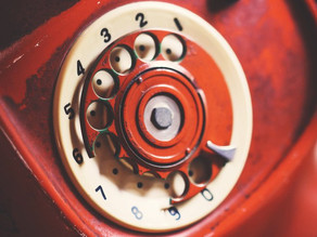 Overcoming the Dread of Making Phone Calls to Strangers