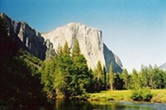 Yosemite Portrait: El Capitan - PDF Score