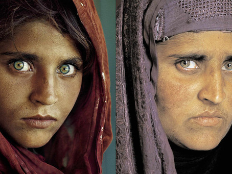Steve McCurry 'The Iconic Photographs'