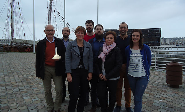 ASPH Transat Jacques Vabre 2017