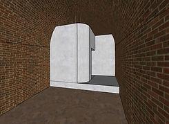 Vue 3D du Tunnel Sainte Marie
