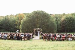 Private Wedding Ceremony