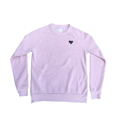 Unisex Heartbreakers Crew (Pink)