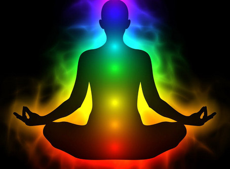 Chakras: discovery, cleaning. The new method – colour therapy!