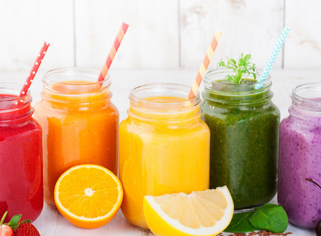 Smoothie: trend or benefit for your organism?