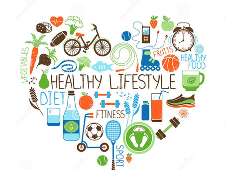 7 rules of a healthy lifestyle