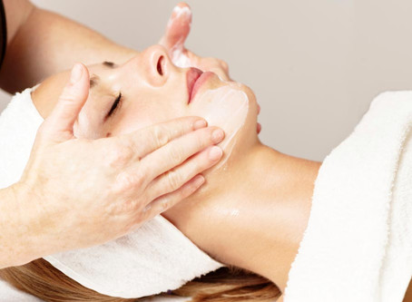 Facial massage, which will make you more beautiful in just 7 minutes a day